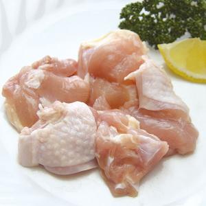 冷凍食品 業務用 ブラジル鶏モモ 約40g 5切    お弁当 唐揚 煮物 焼物 鶏 とり トリ チキン もも モモ 鳥肉 鶏肉 肉 syokusai-netcom