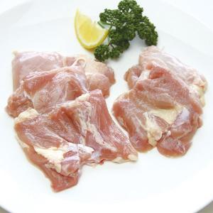 冷凍食品 業務用 ブラジル鶏モモ皮無し 約80g×5切    お弁当 唐揚 煮物 焼物 鶏 とり トリ チキン もも 鳥肉 鶏肉 肉 syokusai-netcom