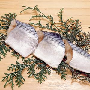 冷凍食品 業務用 サバ切身 約60g×5切 鯖 さば 魚 切り身 骨無 骨抜 骨取|syokusai-netcom
