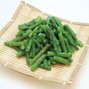 冷凍食品 業務用 グリーンアスパラカット 500g    お弁当 簡単 時短 便利 野菜 あすぱら アスパラ 野菜