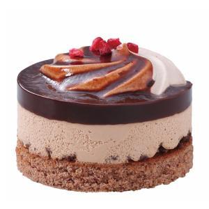 冷凍食品 業務用 セルクルムース ショコラ310g 10個 約φ50×約35mm チョコ ケーキ スイーツト|syokusai-netcom