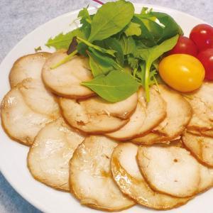 冷凍食品 業務用 奥美濃古地鶏チャーシュー(スライス) 500g    お弁当 チャーシュー 鶏 とり トリ チキン ささみ ササミ 鳥肉 鶏肉 syokusai-netcom