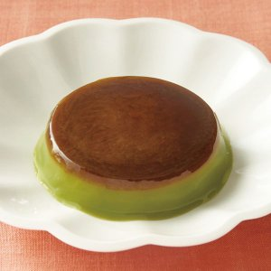 冷凍食品 業務用 抹茶プリンCa 400g ぷりん 個包装 給食 洋風 抹茶|syokusai-netcom