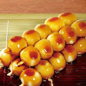 冷凍食品 業務用 みたらし団子5玉 タレ付 10本 だんご 和菓子 和風団子 文化祭|syokusai-netcom