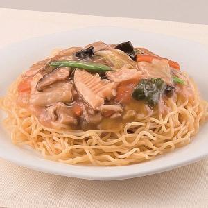 冷凍食品 業務用 8種の具材の中華あんかけ(醤油味) 180g    お弁当 焼きそば あんかけラーメン 麺類 中華料理 syokusai-netcom