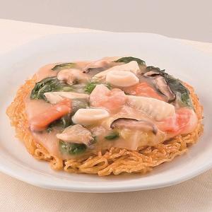 冷凍食品 業務用 8種の具材の中華あんかけ(海鮮塩味) 180g    お弁当 焼きそば ラーメン 麺類 あんかけ 中華料理 syokusai-netcom