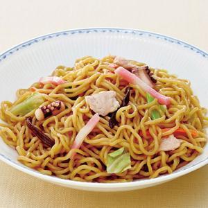 冷凍食品 業務用 麺が自慢の焼ちゃんぽん 1kg チャンポン調理 豚骨ベース 麺類 中華料理 ちゃんぽん|syokusai-netcom