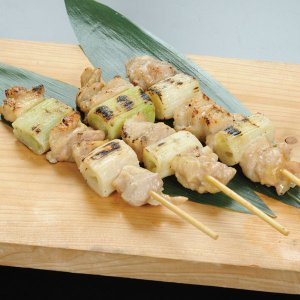 冷凍食品 業務用 素焼きねぎま串 約35g×40本    お弁当 串揚げ 串焼 和風調理食品 和食揚げ物 串揚げ|syokusai-netcom
