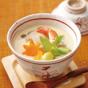 冷凍食品 業務用 濃縮茶碗蒸しの素(料亭仕立て)200g    お弁当 手作り 和風 温かい和風料理 正月 おせち 惣菜一品|syokusai-netcom