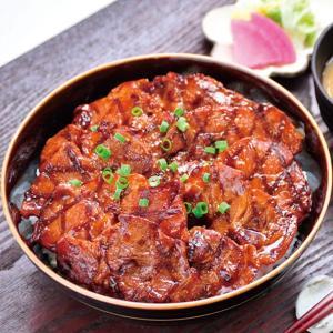 グルメ 冷凍食品 業務用 十勝風 豚丼の素 400g 18796 弁当 ぶた丼 和食 ご飯 丼の具|syokusai-netcom