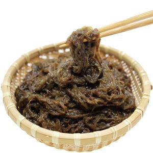 冷凍食品 業務用 伊是名島 早摘み生もずく 1kg もずくの新芽 もずく モズク 国産 和惣菜 魚介類|syokusai-netcom
