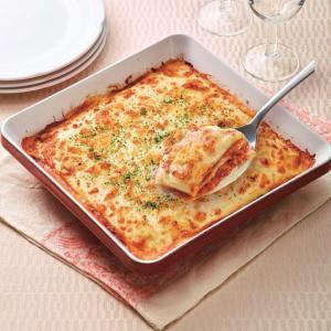 冷凍食品 業務用 ラザニア  エミリア風 1000g 4個入     お弁当 簡単 調理 オーブンで焼くだけ グラタン ドリア 洋食|syokusai-netcom