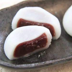 冷凍食品 業務用 しっとりやわらか大福 400g    お弁当 なめらか こしあん 和菓子 和風デザート だいふく 和菓子|syokusai-netcom