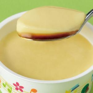 冷凍食品 業務用 プリン  豆乳クリーム入 40g×40個   お弁当 ぷりん カップ 個包装 ケース販売 ケーキ 洋菓子 デザート|syokusai-netcom