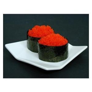 冷凍食品 業務用  大粒オレンジとびっこ500g    お弁当 サラダ 手巻き寿司 トッピング 自然素材 魚介類 とびうお 飛魚 syokusai-netcom