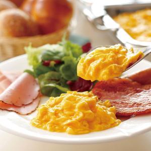 冷凍食品 業務用 とろっとスクランブル 1kg    お弁当 スクランブルエッグ 洋風調理食品 卵料理 卵メニュー 洋食一品 朝食|syokusai-netcom