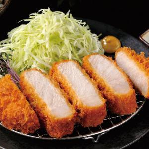 冷凍食品 業務用 三元豚の厚切り上ロースカツ 1.2kg(2-5月)    お弁当 とんかつ トンカツ メイン 弁当 一品 豚肉 惣菜 洋食|syokusai-netcom