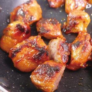冷凍食品 業務用 豚ハラミのコロコロ焼き 200g 豚肉 はらみ おつまみ 焼肉 焼き物|syokusai-netcom