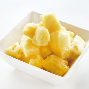 冷凍食品 業務用 ベトナム産パイナップルカットIQF 500g(4-8月)    お弁当 文化祭 パイナップル トッピング 果物 デザート