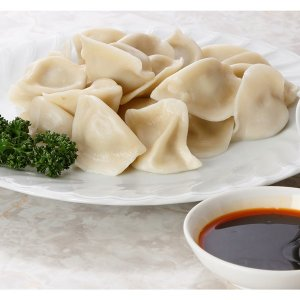 冷凍食品 業務用 もちぷち三鮮水餃子 600g 約40個入 餃子 ぎょうざ ギョーザ 点心 中華|syokusai-netcom