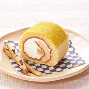 冷凍食品 業務用 PS和ロール 柚子はちみつ 210g カットなし   弁当 フリーカット ロールケーキ 洋菓子 デザート スイーツ パーティー|syokusai-netcom