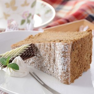 冷凍食品 業務用 シフォンケーキ 紅茶 R 220g カットなし   弁当 フリーカット 洋菓子 デザート スイーツ バイキング パーティー ブッフェ|syokusai-netcom