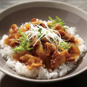 冷凍食品 業務用 どんぶり屋NEW豚丼の具 140g  弁当 ぶたどん レトルト 即席 時短|syokusai-netcom