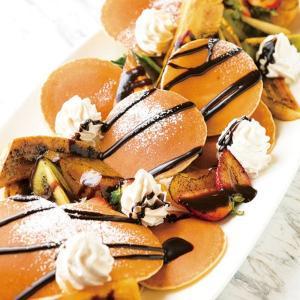冷凍食品 業務用 もちもち食感ミニパンケーキ 400g 20枚   弁当 スナック おやつ 軽食 デザート ケーキ スイーツ ぱんけーき