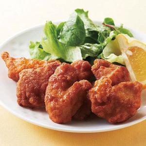 冷凍食品 業務用 若鶏の唐揚げ 胸肉  1kg 約40個入   弁当 からあげ 唐揚 カラアゲ 鳥から 揚物|syokusai-netcom