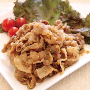 冷凍食品 業務用 豚スタミナ焼肉 300g  弁当 ヤキニク 豚肉 弁当 ランチ|syokusai-netcom