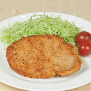 冷凍食品 業務用 豚ロースとんかつ パン粉付 約450g  弁当 豚カツ トンカツ 揚物 弁当 カフェ ランチ 定食 肉料理|syokusai-netcom