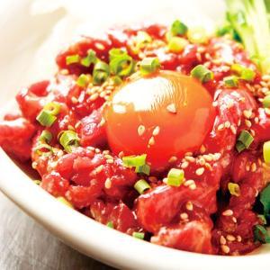 冷凍食品 業務用 さくら馬肉ユッケ業務用 50g  弁当 ばにく ゆっけ 居酒屋 焼肉|syokusai-netcom
