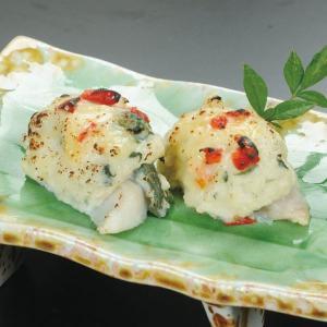 冷凍食品 業務用 白身魚柚子味噌 約43g×12個 魚料理 惣菜 小鉢 割烹 仕出|syokusai-netcom