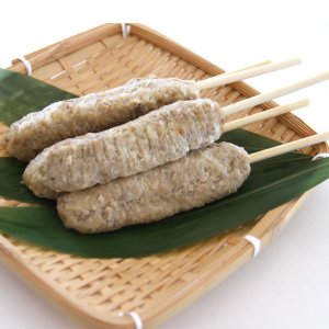グルメ 冷凍食品 業務用 牛タンつくねドック串 約50g×5本入 串焼 惣菜 串物|syokusai-netcom