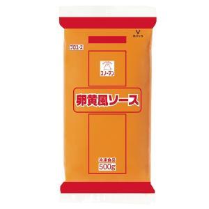 グルメ 冷凍食品 業務用 スノーマン 卵黄風ソース500g たまご タマゴ タマゴ キューピー ソース 調味料|syokusai-netcom