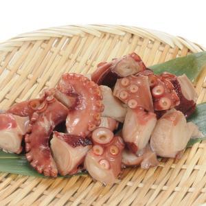 グルメ 冷凍食品 業務用 真たこカット 柔らか味付けたこ250g 約25粒入 自然素材 魚介類 野菜 業務用いか たこ|syokusai-netcom