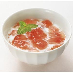 グルメ 冷凍食品 業務用 アセロラジュレVC 1kg スイーツ おやつ ランチ フルーツ ゼリー 果物|syokusai-netcom
