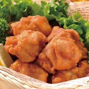 冷凍食品 業務用 味の素)レンジ若鳥唐揚 約27GX20個入 お弁当 カラアゲ からあげ 鶏 唐揚げ 揚げ物 フライ 若鶏モモ 和食|syokusai-netcom