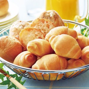 グルメ 冷凍食品 業務用 ミニ塩バターロール約22g×10個入 洋食 朝食 パン ランチ|syokusai-netcom