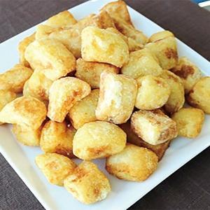 冷凍食品 業務用 カントリーポテト 1kg フライドポテト ポテト 揚物 付け合せ ホッカイコガネ syokusai-netcom