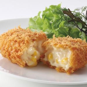 グルメ 冷凍食品 業務用 とろけるクリームコロッケ コーン入り 800g 雑穀 ご飯 ひじき|syokusai-netcom