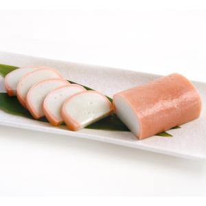 グルメ 冷凍食品 業務用 やさしい海の板なしかまぼこ赤250g 和食 居酒屋 仕出し すり身 麺 小鉢 漬物|syokusai-netcom