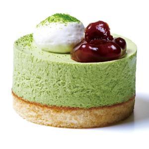 グルメ 冷凍食品 業務用 セルクルムース抹茶あずき300g 10個入 スイーツ 小豆 まっちゃ|syokusai-netcom