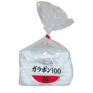 グルメ 冷凍食品 業務用 ガラポン100豚320g×5個入 中華 スープ めん だし|syokusai-netcom