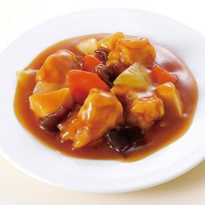 グルメ 冷凍食品 業務用 国産豚唐揚げを使った酢豚180g 弁当 からあげ カラアゲ スブタ すぶた 中華|syokusai-netcom