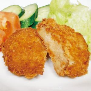 冷凍食品 業務用 イベリコ豚 カルビコロッケ約70g×5個入    お弁当 特製コロッケ サクサク ほくほく コロッケ 洋食 肉料理|syokusai-netcom