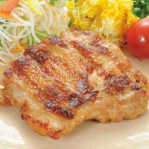 冷凍食品 業務用 炭火若鶏きじ焼 醤油 720g    お弁当 ボリューム感 一品 惣菜 弁当 鶏肉 きじ焼き|syokusai-netcom
