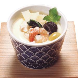 冷凍食品 業務用 茶碗蒸スラリー具あり 1食180g ちゃわんむし 玉子 卵 和食|syokusai-netcom