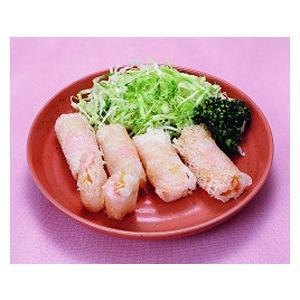 冷凍食品 業務用 越南網春巻エビ アミハルマキ約16g×30個入    お弁当 一品 惣菜 ベトナム料理 珍味 アジア料理|syokusai-netcom