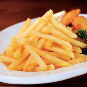 冷凍食品 業務用 ストレートカットポテト 1kg    お弁当 フライドポテトフライ 揚げ物 お惣菜 ビール ポテト|syokusai-netcom